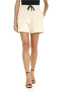 McQ Alexander Mcqueen - Wakayo shorts in cream color