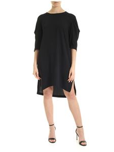 MM6 Maison Margiela - Loose fit dress in black