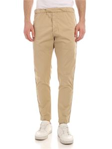 Dondup - Porter pants in beige