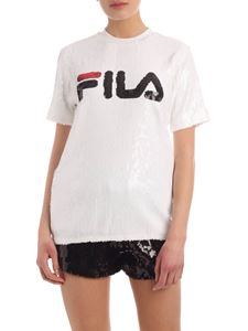 Fila - Kyo T-shirt with white sequins