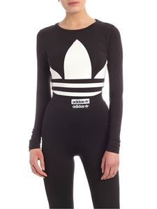 Adidas Originals - Large Logo body suit in black