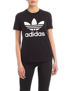 Adidas Originals - Trefoil T-shirt in black