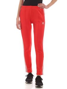 Adidas Originals - Track pants in red