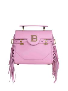 Balmain - B-Buzz 23 handbag in pink leather