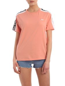 Fila - Tandy T-shirt in salmon pink