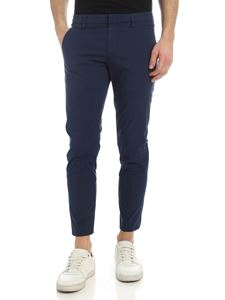 Dondup - Alfredo pants in blue