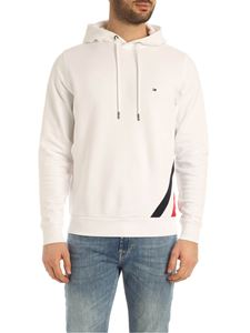 Tommy Hilfiger - Hoodie Color Block with diagonal logo