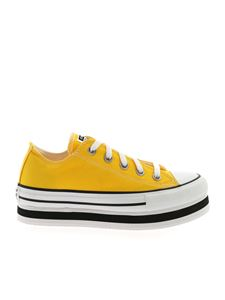 Converse - Sneakers Chuck Taylor gialle