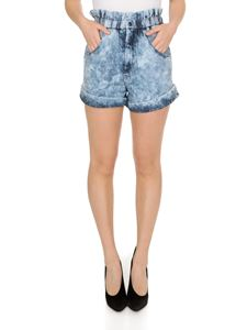 Isabel Marant Étoile - Itea shorts in faded blue