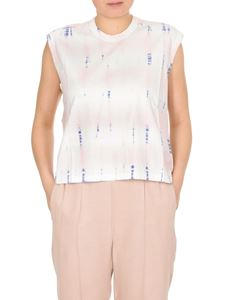 Isabel Marant Étoile - Anette sleeveless T-shirt in Nude