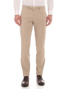 Briglia 1949 - Slash pocket pants in beige