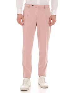 PT01 - Preppy fit trousers in pink