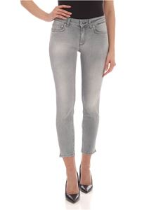 Dondup - Newdia jeans in faded grey