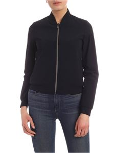 RRD Roberto Ricci Designs - City jacket in dark blue with logo