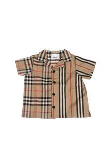 Burberry - Jay shirt in Archive Beige