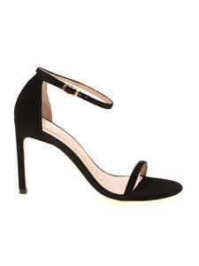 Stuart Weitzman - Nudistsong sandals in black
