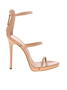Giuseppe Zanotti - Harmony sandals in powder pink color