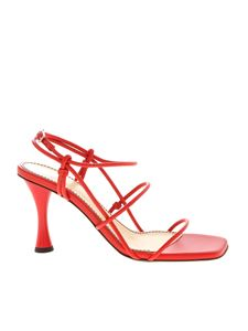 Proenza Schouler - Strappy sandals in red