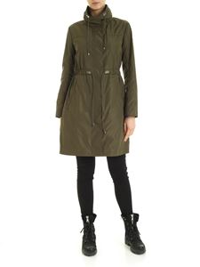 Moncler - Malachite parka in army green
