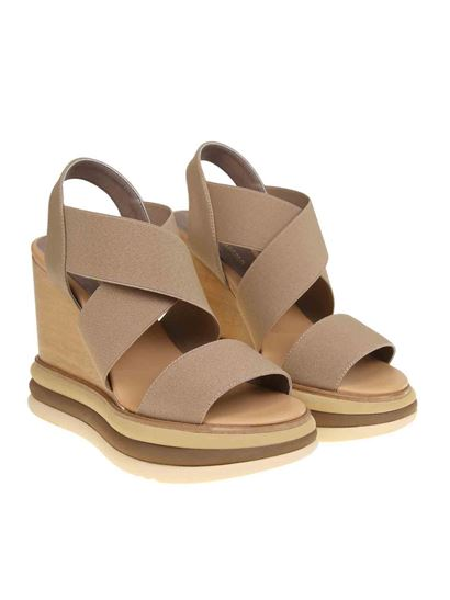 Paloma Barceló - Filipinas sandals in beige