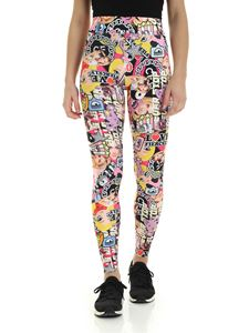 Chiara Ferragni - Stickers multicolor leggins