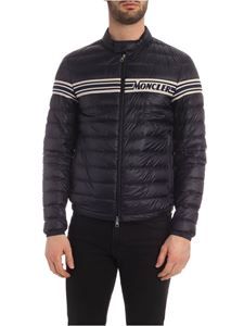 Moncler - Renald down jacket in blue
