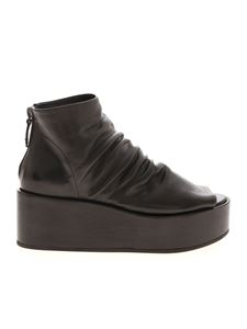 Marsèll - Ridritta ankle boots in black