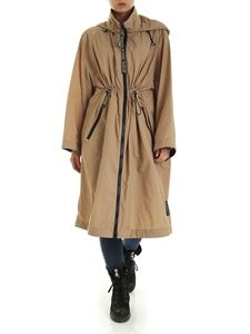 Moncler - Fer overcoat in beige