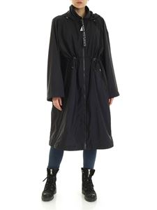 Moncler - Fer overcoat in black