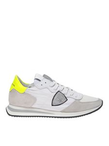 Philippe Model - TRPX L Sneakers in white