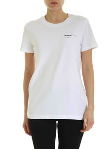 Off-White - Puzzle Arrow T-shirt in white