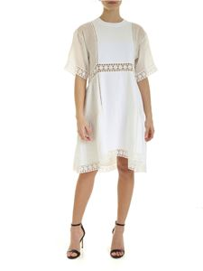See by Chloé - White Powder dress