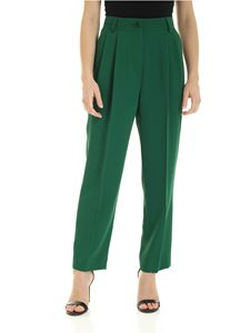 See by Chloé - Pants in Deep Pine color