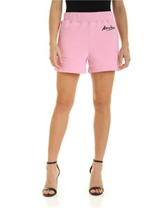 Moschino - Signature shorts in pink