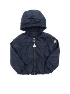 Moncler Jr - Giubbino Prague blu scuro