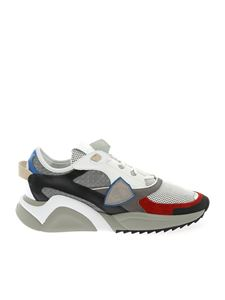 Philippe Model - Eze L Fancy sneakers in gray