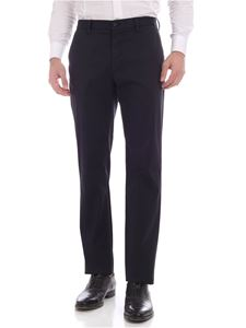 Z Zegna - Dark blue trousers