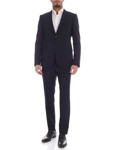 Z Zegna - Single breasted suit in dark blue