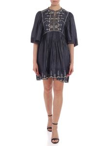 Isabel Marant Étoile - Thea dress in faded black