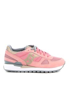 Saucony - Shadow Original pink sneakers