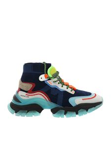 Moncler - Leave No Trace High sneakers in blue