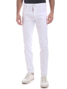 Dsquared2 - Cool Guy jeans in white