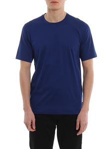 Z Zegna - T-shirt in jersey satin