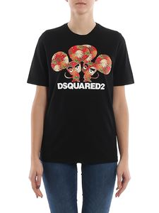 Dsquared2 - Logo printed jersey T-shirt