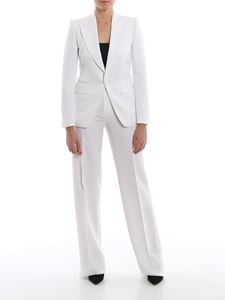 Dsquared2 - Cady two-piece suit in white