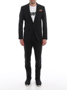 Dsquared2 - Berlin stretch virgin wool suit