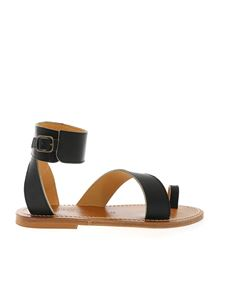 K. Jacques - Callimaque F sandals in black