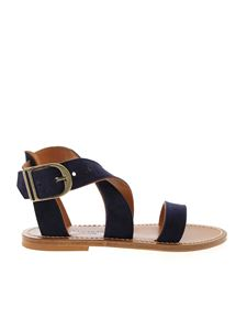 K. Jacques - Lazare F sandals in blue