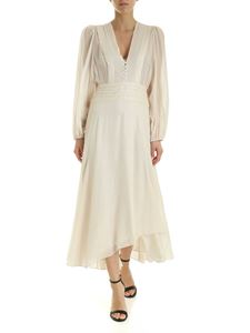 Iro - Joucque dress in ivory color