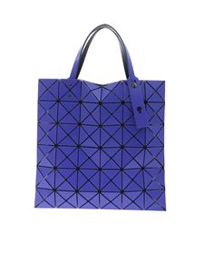 BAO BAO Issey Miyake - Lucent Matte-2 bag in electric blue